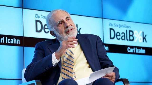華爾街狼王伊坎:美股恐將大幅下跌 出現戲劇性結局(圖片:AFP)