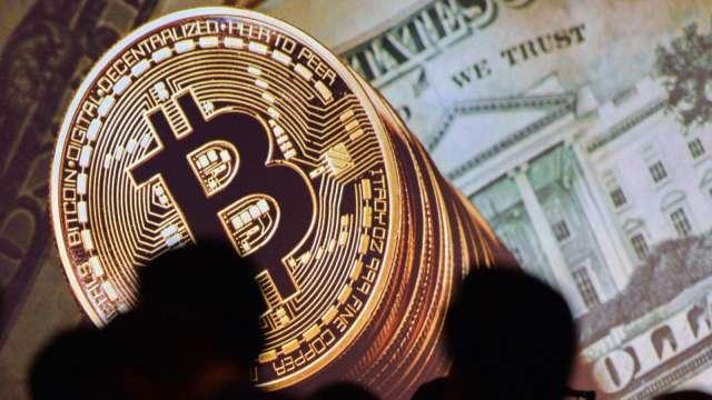 比特幣狂潮未止?小摩:比特幣今年有望上漲至10萬美元(圖:AFP)