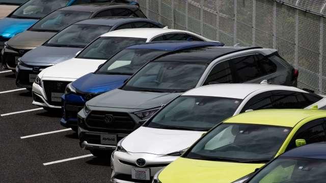 日本新車市場受疫情重挫 去年減少逾11%跌破500萬輛 (圖片:AFP)