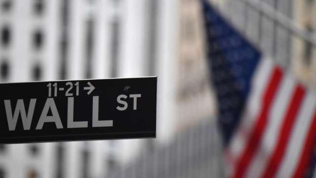 今年首個交易日大跌後 美股期貨回升(圖片:AFP)