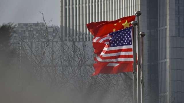 彭博作家:紐約證交所「朝令夕改」 正給了中國公司撤離的理由(圖:AFP)