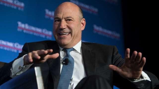 前高盛總裁柯恩加入IBM 擔任副董事長(圖片:AFP)