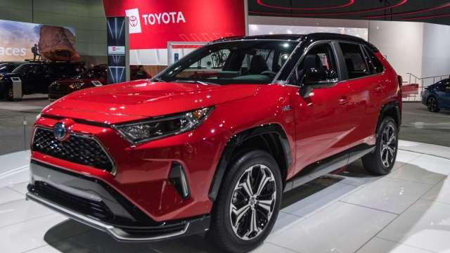 疫情打擊美國車市 日本車廠2020年銷量重挫23%  (圖片:AFP)