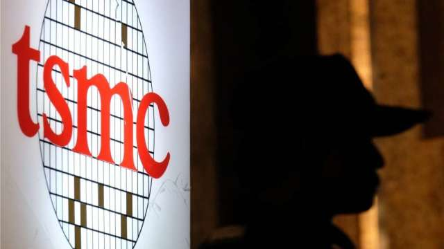 台積電下周四將召開法說會。(圖:AFP)