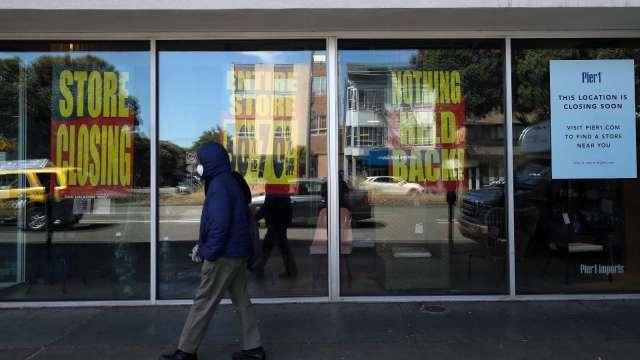世銀:疫情使恐使全球經濟面臨「失落的十年」(圖片:AFP)