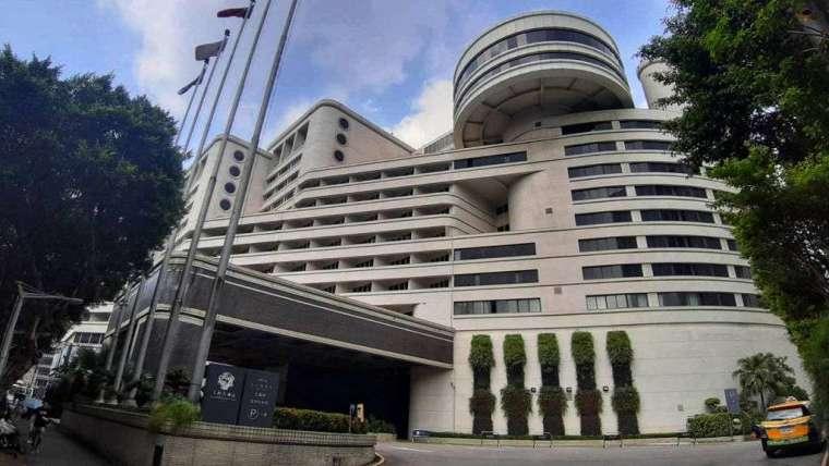 台北市王朝酒店。(圖:信義房屋提供)