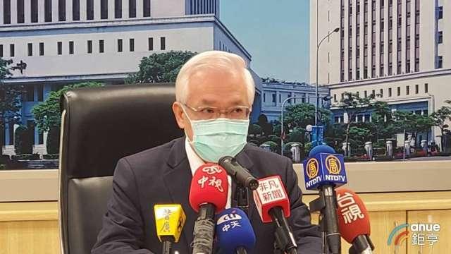 央行外匯局長顏輝煌即將退休。(鉅亨網記者王莞甯攝)
