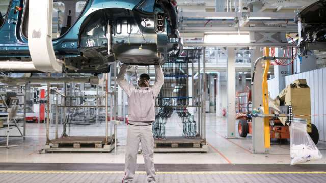 美系外資看好自動化產業復甦後加速擴張。(圖:AFP)