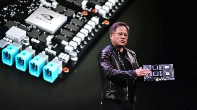 英國將調查Arm收購案  Nvidia大跌近6%(圖:AFP)