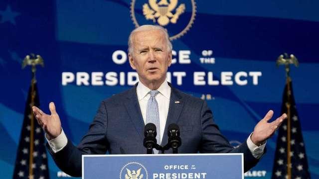 美國國會確認拜登獲過半票數 當選總統 (圖:AFP)
