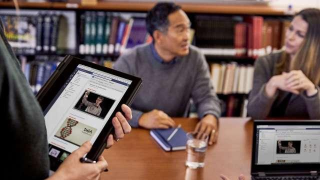 台灣微軟攜手華碩、宏碁,推創新教師培訓計畫。(圖:微軟提供)