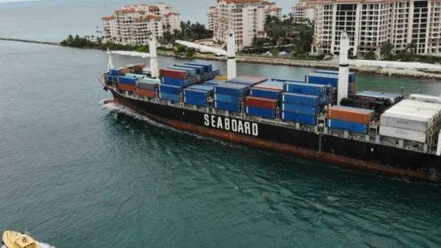 史上次高!美去年11月貿易赤字躍升至681億美元 (圖片:AFP)