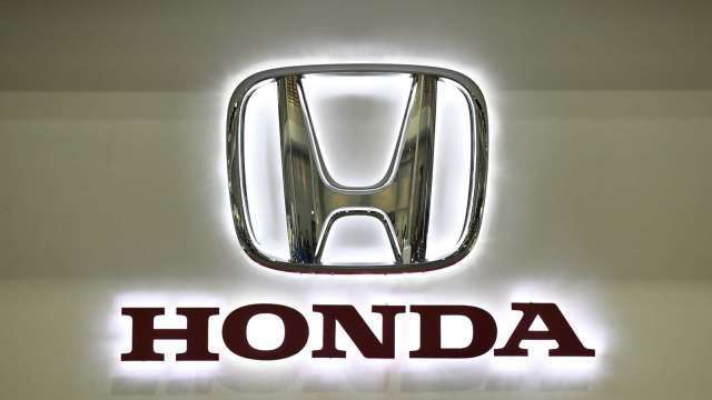 車用晶片短缺燒到日本車廠 Honda傳將減產 (圖:AFP)