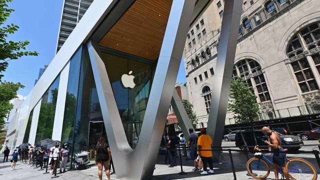 傳蘋果為Apple Car代工找上門 現代汽車股價狂飆24% (圖片:AFP)