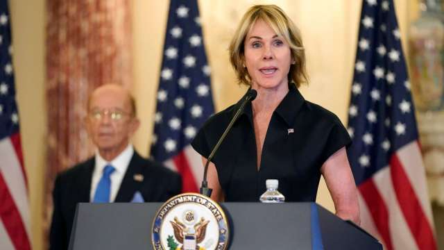 美駐聯合國大使Kelly Craft (圖:AFP)