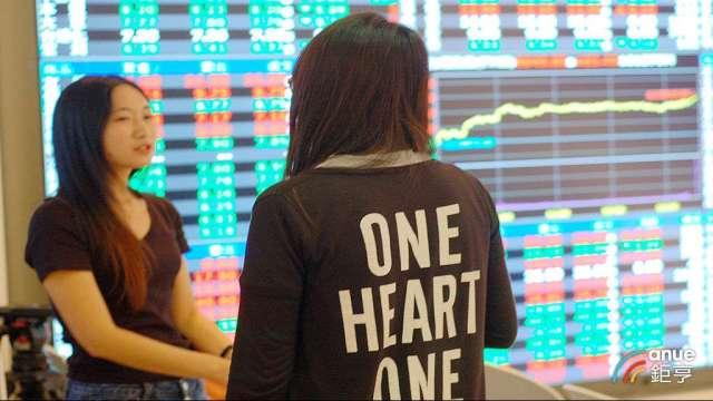 〈台股盤後〉超級資金行情挹注大盤跳漲249點 周線連10紅。(鉅亨網記者張欽發攝)