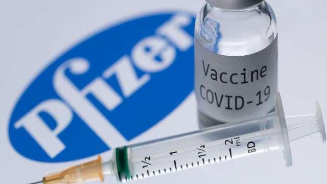 初步實驗結果表明輝瑞/BioNTech疫苗能有效對抗變種病毒(圖片:AFP)