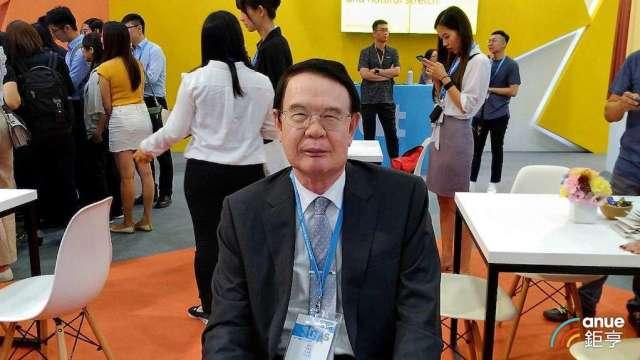 儒鴻董事長洪鎮海。(鉅亨網資料照)