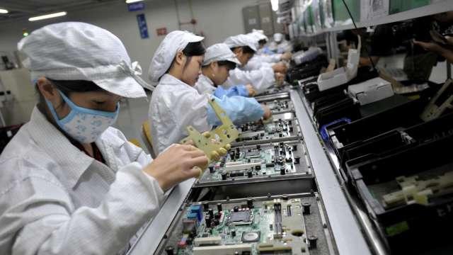 筆電散熱模組需求不減 動力-KY、力致去年營收創新高。(圖:AFP)