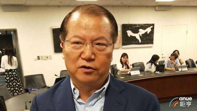 廣越總經理吳朝筆。(鉅亨網資料照)