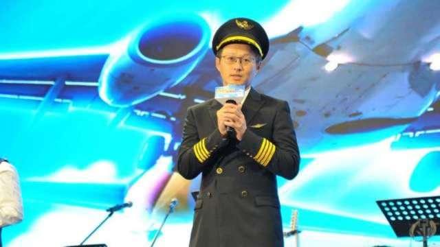 群聯董事長潘健成。(圖:AFP)