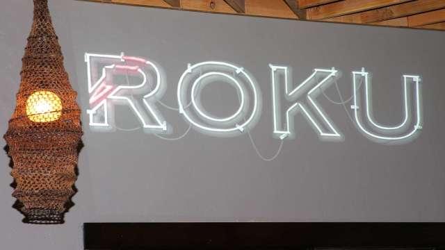 低價撈到Quibi大量原創內容 Roku頻道如虎添翼 單週漲近20%(圖片:AFP)