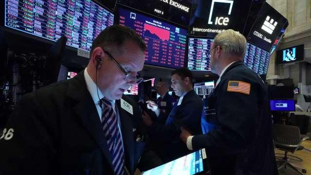 華爾街多頭:市場恐面臨崩盤的危機(圖片:AFP)