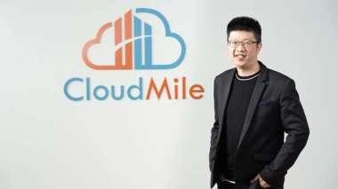 台灣新創萬里雲完成B輪募資獲2.8億元,將進軍馬來西亞市場。(圖:CloudMile萬里雲提供)