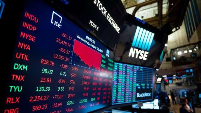 藍色浪潮襲來!額外刺激與資產後市展望 華爾街這樣看  (圖:AFP)