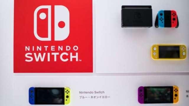 家機市占第一!任天堂Switch去年中國銷量破百萬