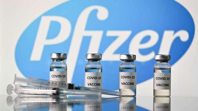 輝瑞、BioNTech拉升疫苗產量 增加50% (圖片:AFP)