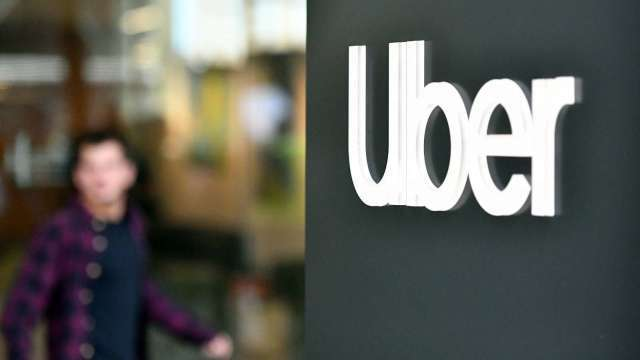 高點獲利了結?軟銀大賣20億美元Uber股票(圖:AFP)