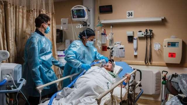 英國政府表示安挺樂對新冠肺炎具有療效 中外製藥股價大漲 (圖片:AFP)