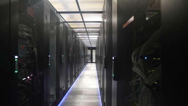 英特爾新一代Ice Lake平台推出,台伺服器廠營運增溫。(圖:AFP)