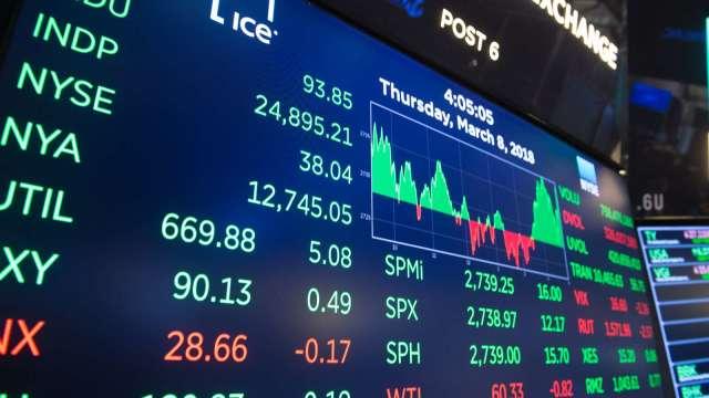 高盛:儘管美股處在高估值 仍建議持續投資(圖片:AFP)