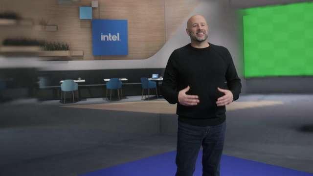 英特爾推4款新處理器。第12代處理器也亮相。(圖:英特爾提供)