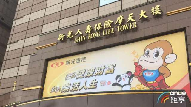 新壽92.888億元標下中華開發大樓 先自用再危老重建讓資產翻倍。(鉅亨網資料照)