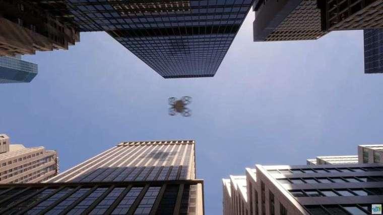 通用發布「凱迪拉克飛天概念車」(圖片:通用)