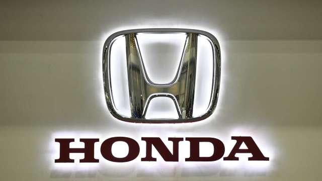 車用晶片短缺 Honda汽車中國工廠減產 (圖片:AFP)