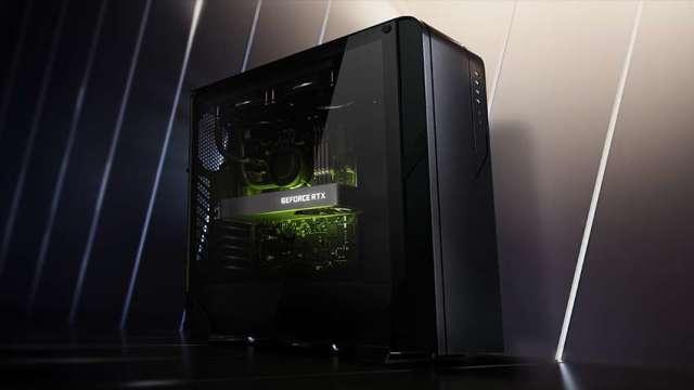 輝達RTX 3060 顯卡2月下旬上市,台廠可望入列首波開賣。(圖:輝達提供)