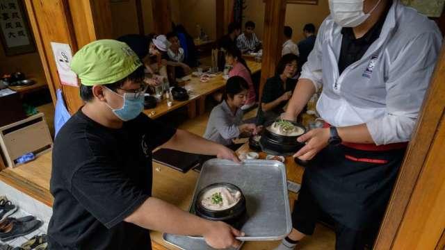 疫情打擊 南韓全年失業率創近20年最高(圖:AFP)
