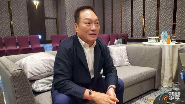 東森集團總裁王令麟。(鉅亨網資料照)