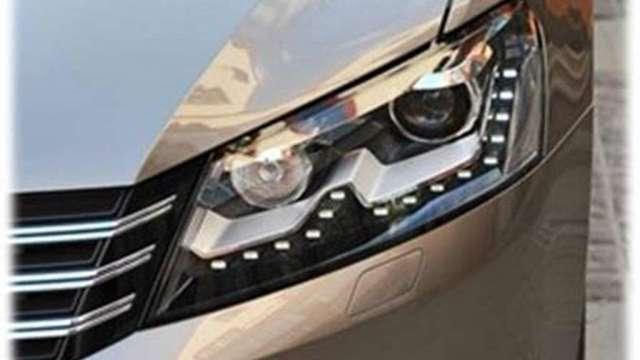 麗清車燈。(圖:麗清提供)