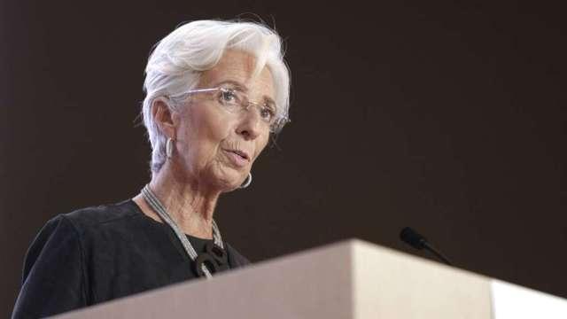 ECB拉加德:雖各地新增封鎖措施 央行對復甦仍有信心(圖:AFP)