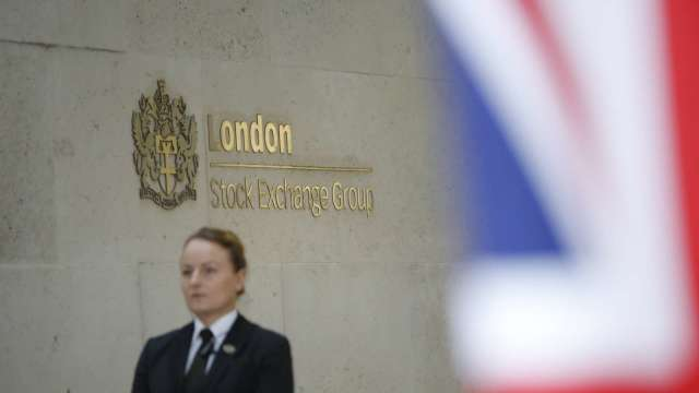 金融服務業併購有望再添一樁!歐盟有條件批准LSE收購路孚特  (圖:AFP)