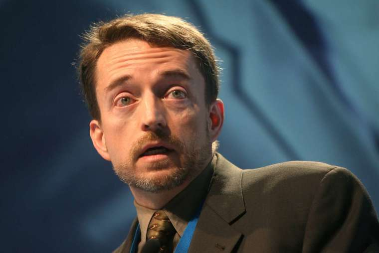 VMware 執行長帕特里克 · 格爾辛格 (Pat Gelsinger) (圖片:AFP)