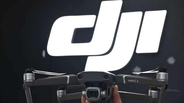 路透:中國無人機大廠DJI將成立自動駕駛技術團隊 (圖片:AFP)