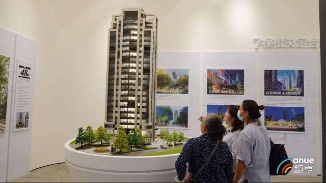去年Q4北台灣新成屋、預售屋成交行情走高,連宜蘭都出現反彈波。(鉅亨網記者張欽發攝)