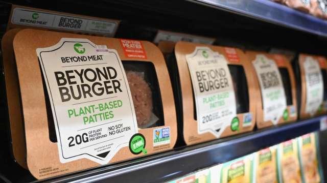 結盟塔可鐘!明年推素肉新品 超越肉類大漲15%(圖片:AFP)