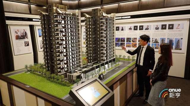 2020年全台新建案推案由寶佳機構推逾1300億元續稱霸。(鉅亨網記者張欽發攝)